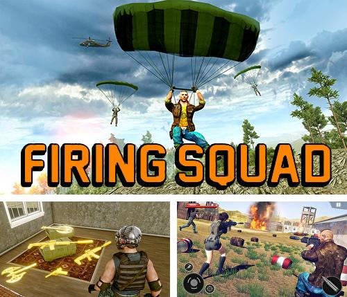 In addition to the game Firing squad battleground for Android, you can download other free Android games for MyWigo Turia.
