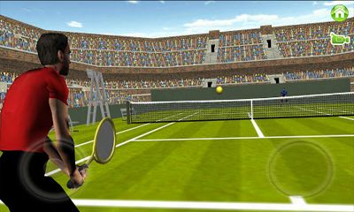 First Person Tennis screenshot 1
