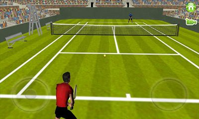 First Person Tennis screenshot 2