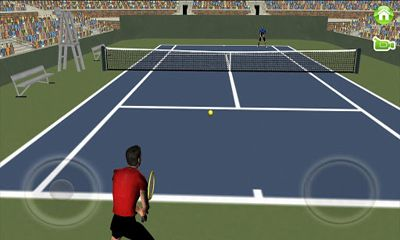 First Person Tennis screenshot 3