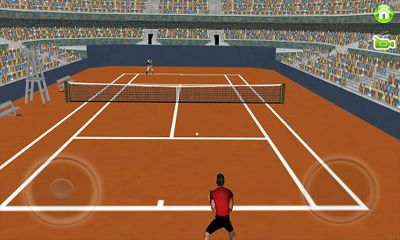 First Person Tennis screenshot 4