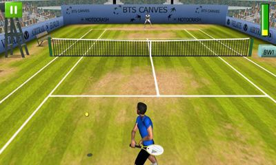 Capturas de pantalla de First Person Tennis 2 para tabletas y teléfonos Android.