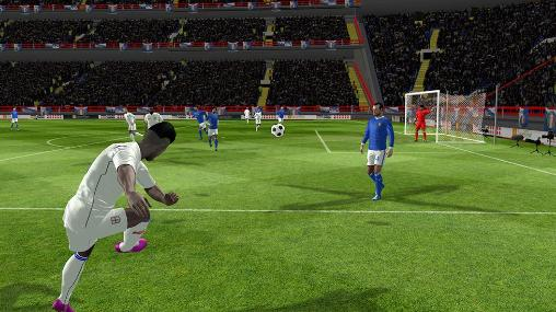 First touch soccer 2015 screenshot 2