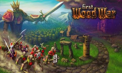 First Wood War poster
