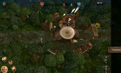 First Wood War screenshot 3