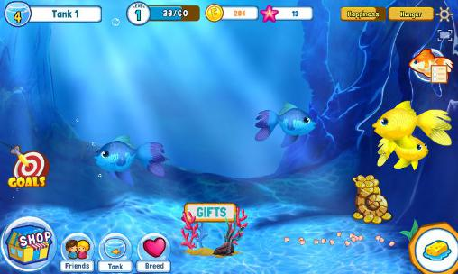 Fish adventure: Seasons screenshot 2