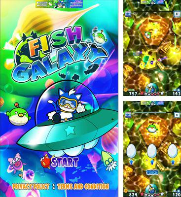 In addition to the game Defence Effect for Android phones and tablets, you can also download Fish Galaxy for free.