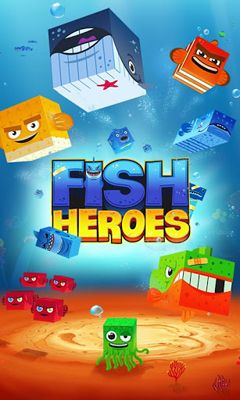 Fish Heroes poster