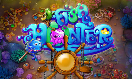Fish hunter. Fishing saga