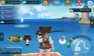 Get full version of Android apk app Fish Island - SEA for tablet and phone.