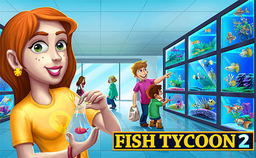Fish tycoon 2: Virtual aquarium обложка