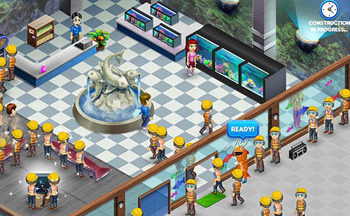 Fish tycoon 2: Virtual aquarium скриншот 2