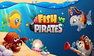 Fish vs Pirates poster