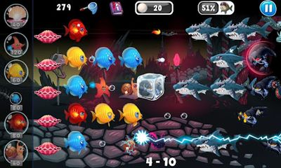 Fish vs Pirates screenshot 1