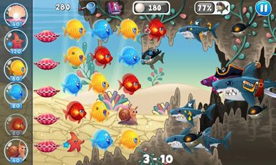 Fish vs Pirates screenshot 2