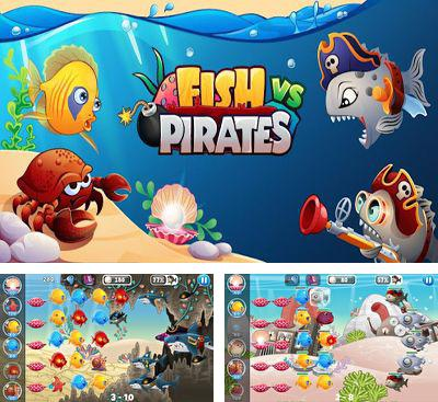 In addition to the game Zodiac Blast for Android phones and tablets, you can also download Fish vs Pirates for free.