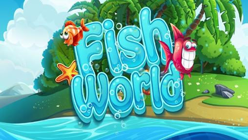 Fish world poster