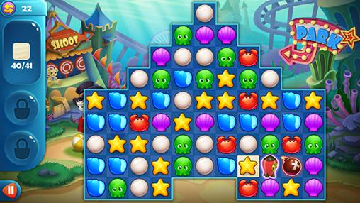 Fish world screenshot 2