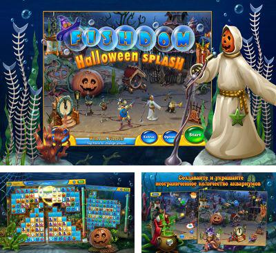 In addition to the game Jewel Legends: Tree of Life for Android phones and tablets, you can also download Fishdom Spooky HD for free.