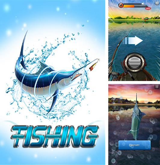 In addition to the game Flick Fishing for Android phones and tablets, you can also download Fishing for free.