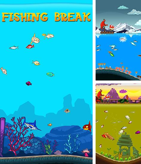 game fishing break mod apk