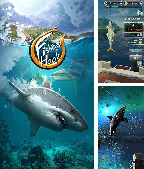 In addition to the game Fishing Kings for Android phones and tablets, you can also download Fishing hook for free.