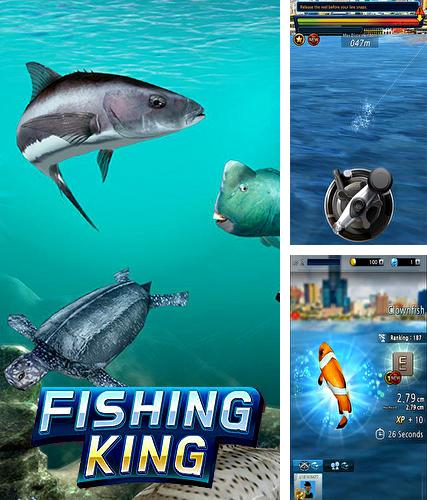 Fishing king :The Urban angler