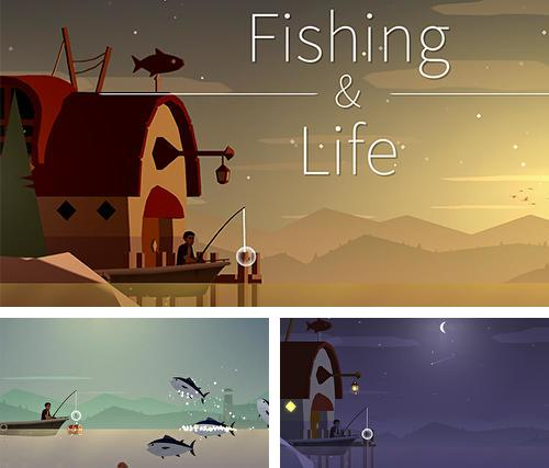 In addition to the game Fishing life for Android, you can download other free Android games for HTC Magic.