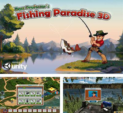 In addition to the game Russian Fishing for Android phones and tablets, you can also download Fishing Paradise 3D for free.