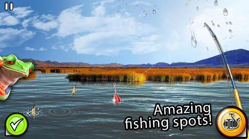 Jogue Fishing: River monster 2 para Android. Jogo Fishing: River monster 2 para download gratuito.