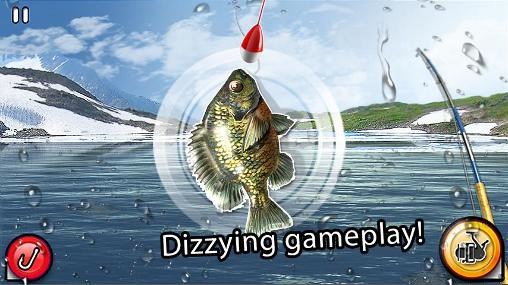 Screenshots do Fishing: River monster 2 - Perigoso para tablet e celular Android.