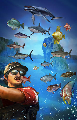 玩安卓版Fishing hero. 1, 2, 3 fishing: World tour。免费下载游戏。