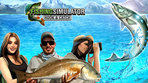 Fishing simulator: Hook and catch обложка