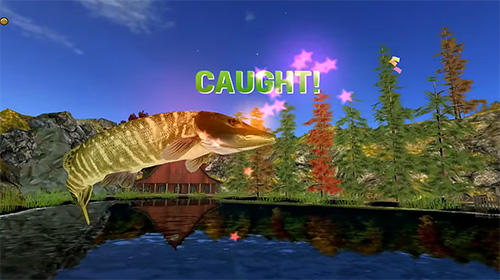 Fishing simulator: Hook and catch скриншот 5
