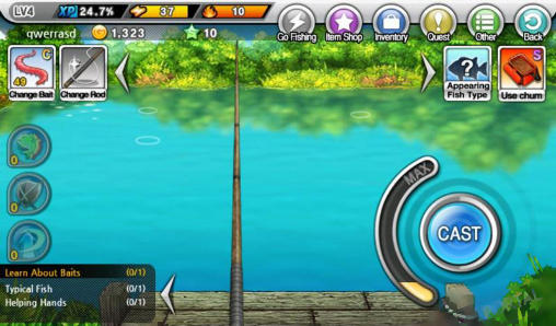 Fishing superstars: Season 2 für Android spielen. Spiel Fischfang Superstars: Season 2 kostenloser Download.