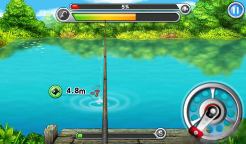 Capturas de pantalla de Fishing superstars: Season 2 para tabletas y teléfonos Android.