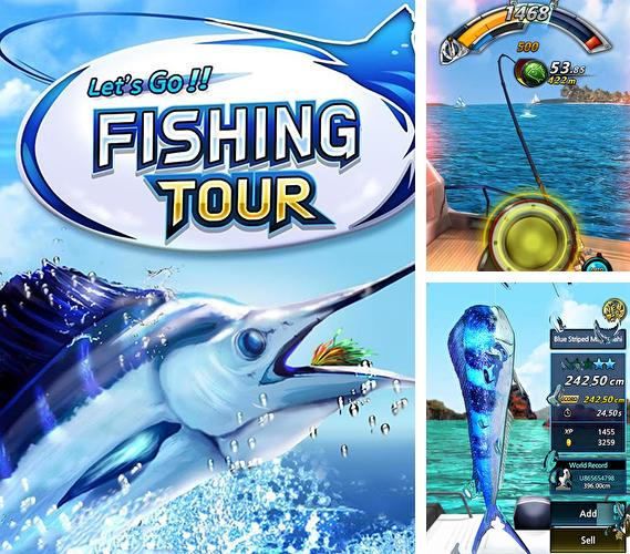 Fishing tour: Hook the big fish!