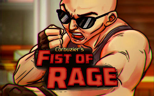 Fist of rage: 2D battle platformer