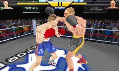 Fists For Fighting screenshot 1