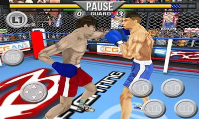 Screenshots do Fists For Fighting - Perigoso para tablet e celular Android.