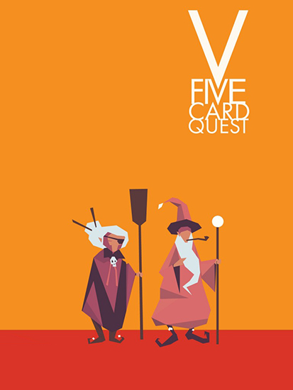 Five card quest