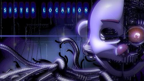 Five nights at Freddy's: Sister location обложка