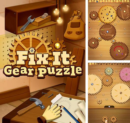 Fix it: Gear puzzle