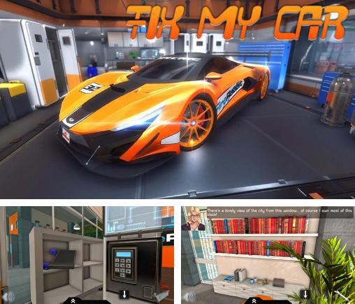 Fix my car: Supercar shop