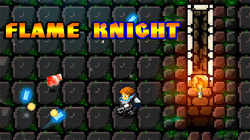 Flame knight: Roguelike game обложка