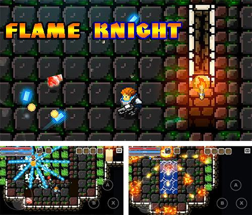 In addition to the game Path to Valhalla for Android phones and tablets, you can also download Flame knight: Roguelike game for free.