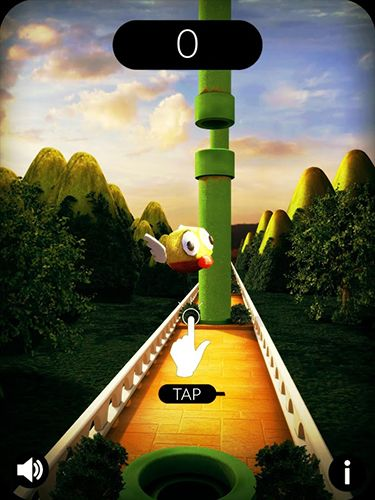 Flappy 3D screenshot 1
