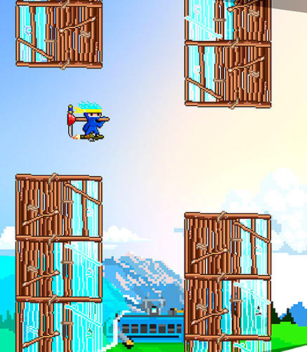 Screenshots von Flappy all für Android-Tablet, Smartphone.