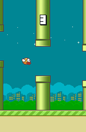 Flappy bird screenshot 3
