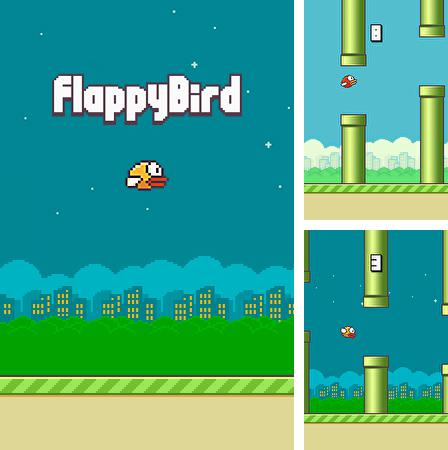 In addition to the game Doodle Jump for Android phones and tablets, you can also download Flappy bird for free.